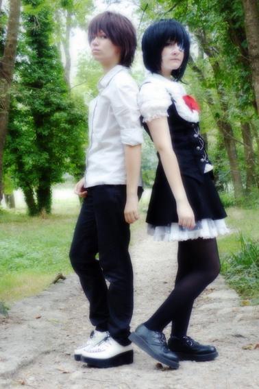 Shoot Mei & Koichi
