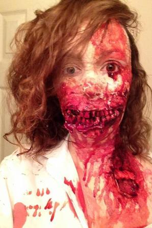 Tsé, la fois où j'me suis faite mordre par un zombie