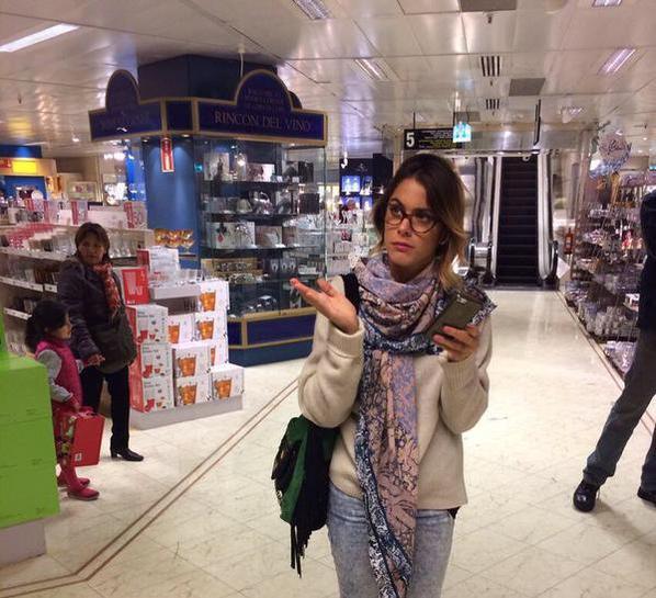 Foulard de Tini à H&M !!