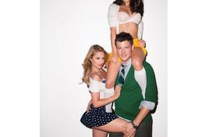 Des photos qui font scandales !!!Pour le magasine GQ