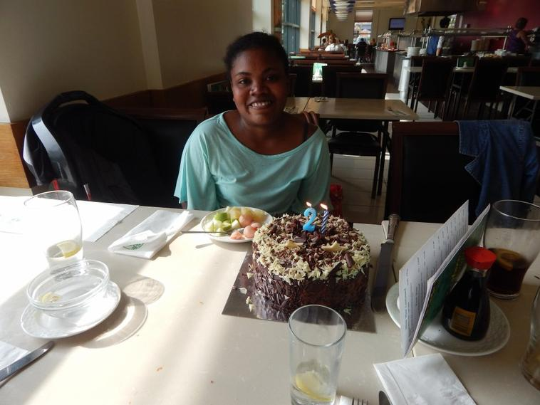 Mon Anniversaire/ My birthday