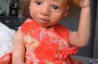 Voici Aminata ma Toddler qui va arriver la semaine prochaine à la maison