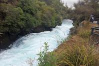 # Huka Falls - Taupo