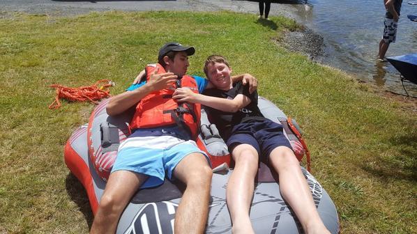 # Helpx 5 : Journée bateau