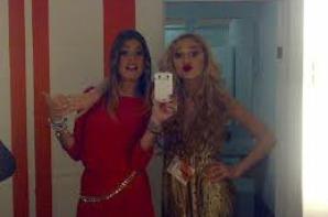 tini et ludmila trop meilleure amies!!!!