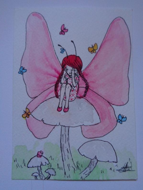le charmeur de papillon et le secret