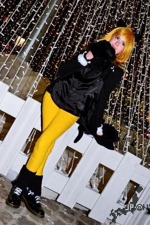 Suite : journée cosplay au marché de Noel a Arras : le 01/12/12