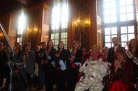 Réception des majestés 2010 à la mairie de Nantes