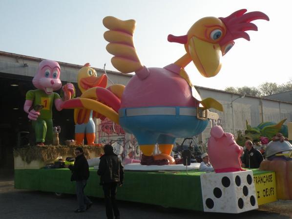 Les carnavaliers Herblinois