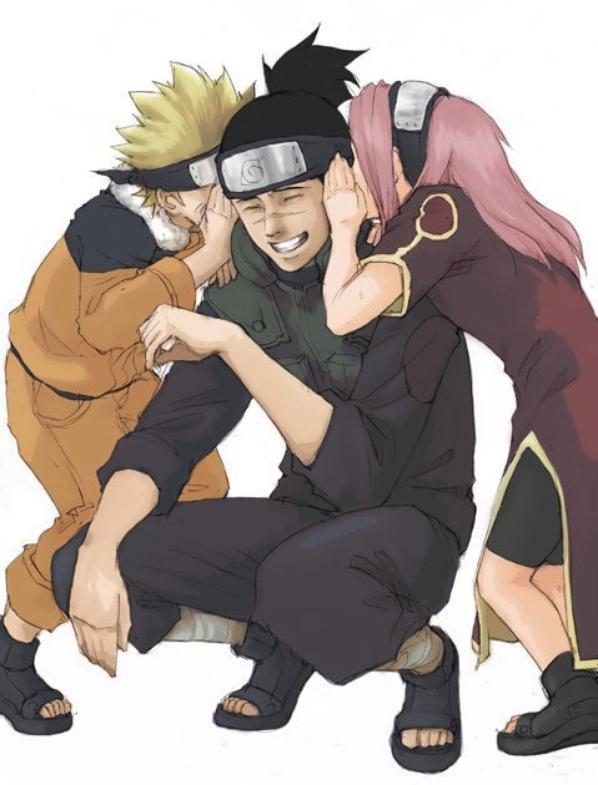 Naruto, c'est magnifique