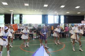 FORUM DES ASSOCIATIONS 08/09/2012 Salle des fêtes de CONTY  (les chorées)
