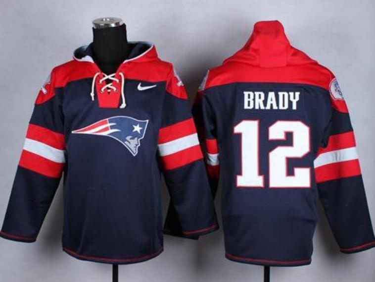 Patriots #12 Tom Brady Classic Jerseys at