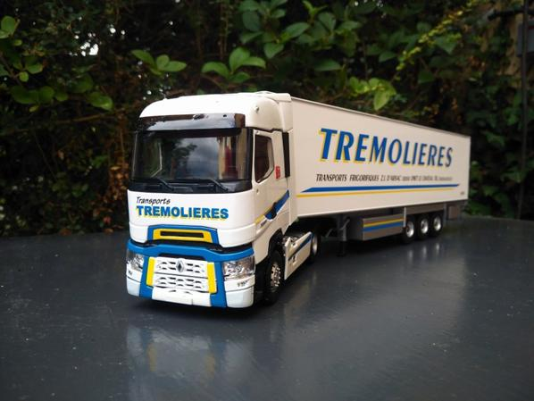 TRANSPORTS TREMOLIERES