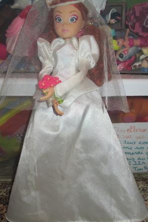 Séance photos de nos poupées ♥ Le mariage de Bloom et Roxy ♥