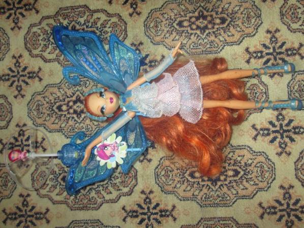 Nos poupées Enchantix ♥