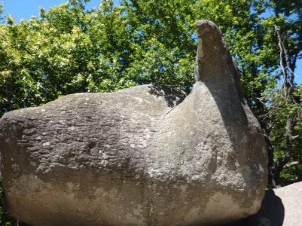 La légende du Roc de l'Oie