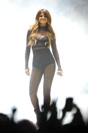 Selena Gomez aux Staples Center, LOS ANGELES !!! ♫