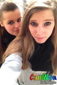 Le temps passe et notre amitié est plus forte que tout :) <3