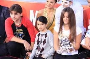 Michael et ses enfants ♥ Une grande histoire