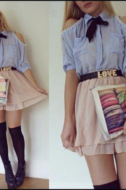 L'anti-mode est à la mode, moi je démode la mode...