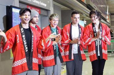 1D au Japon