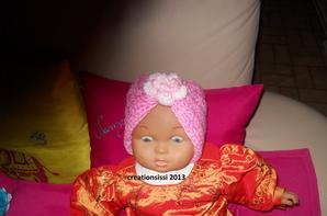 bandeau crochet pour filles 2013
