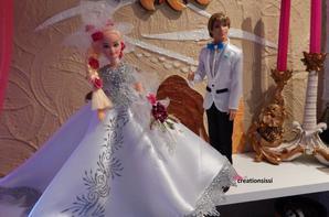 deco mariage pour francine de barlin
