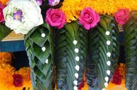fleurs magnifique travail