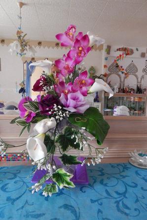 creation fleurs
