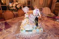 creation gateaux en poupee de mariage
