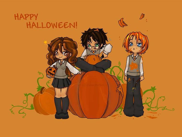 **Happy Halloween**