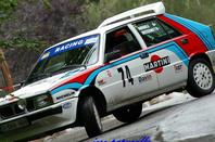 ma passion de voiture de rally italia