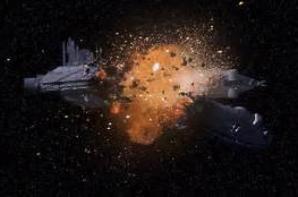 141117 vaisseaux et quelques explosions