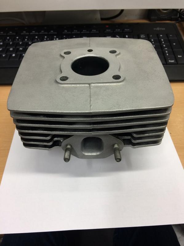 Cylindre origine peugeot SX5