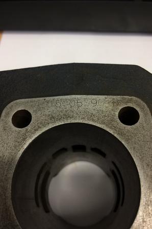 Cylindre Malossi 45.5