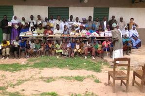 remise de dons du 14 juillet 2013