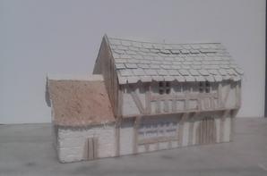 maison médiéval