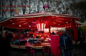 Foire Saint Martin d'Angers 2013