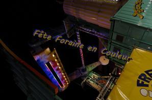 Fête Foraine de Rennes 2013/2014