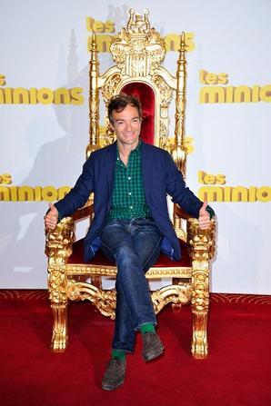 """Jonathan Lambert à l'avant-première """"Les Minions"""" au Grand Rex le 23 Juin, 2015 à Paris."""