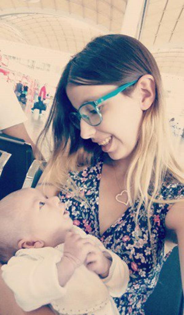 Jérome et Lana -----Mélodie et Liam
