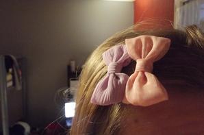 Accessoires pour les cheveux bonjouuuuur.