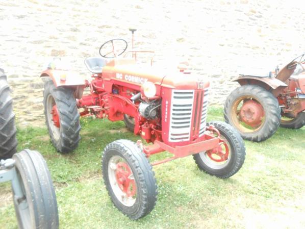 8e Fete des vieux tracteurs