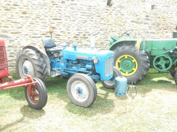 Fete des vieux tracteur