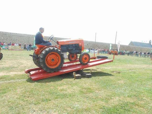 Fete des vieux tracteurs