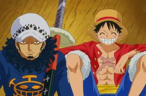 L'Alliance de Luffy Et Law
