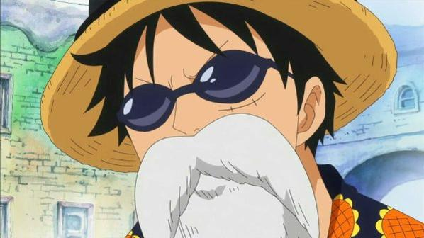 Luffy,Zoro et Sanji-kun
