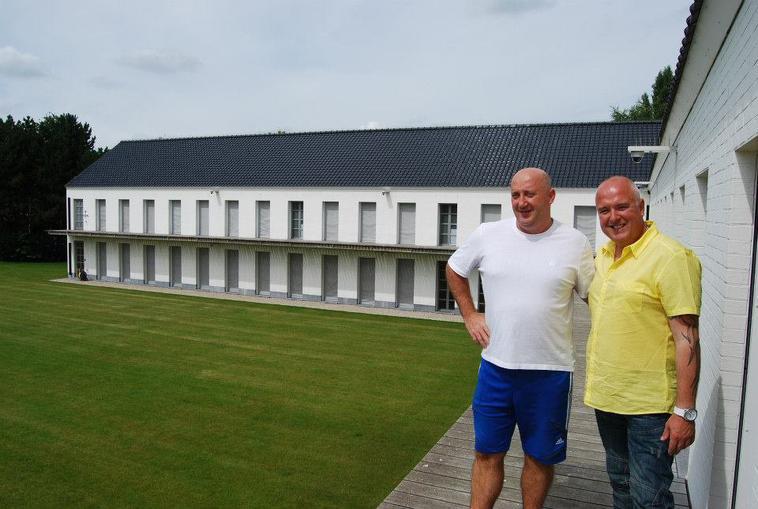 Visite dans un super Loft Marc De Cock Race Pigeon Farm Belgium