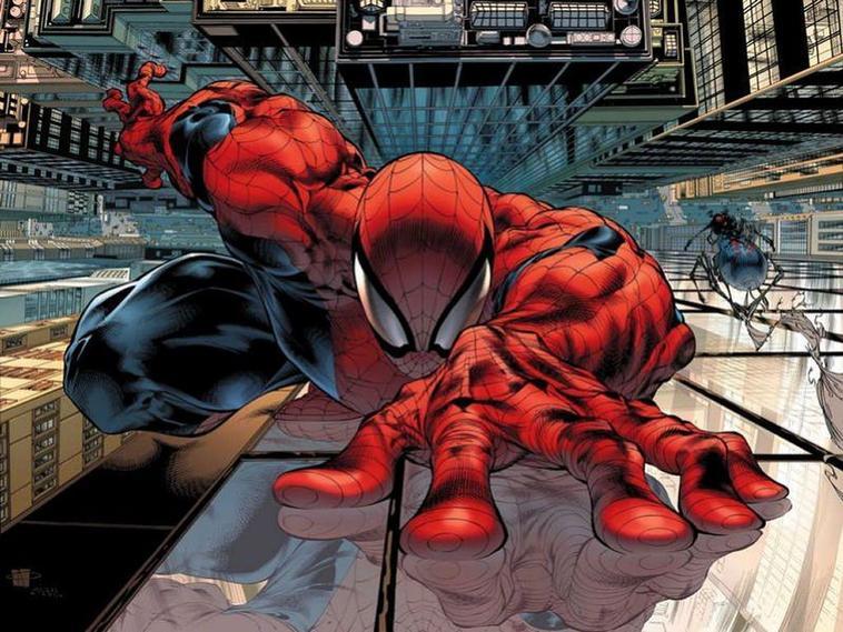 SPIDERMAN ( HERO )