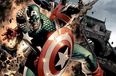 CAPTAIN AMERICA ( HERO )